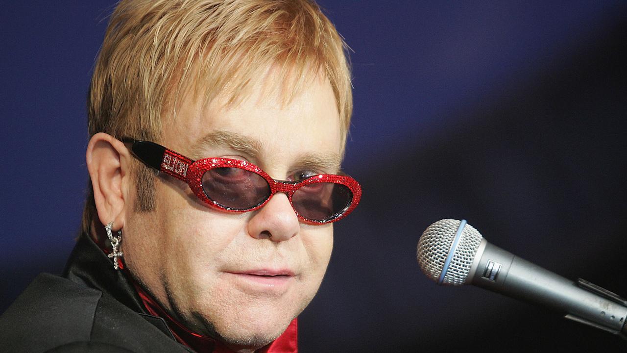 Elton John  Tour Schedule