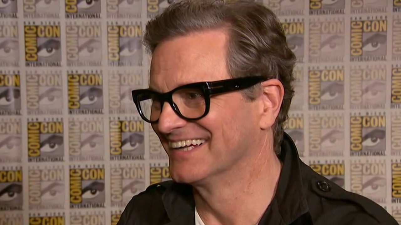 EXCLUSIVE: Colin Firth...