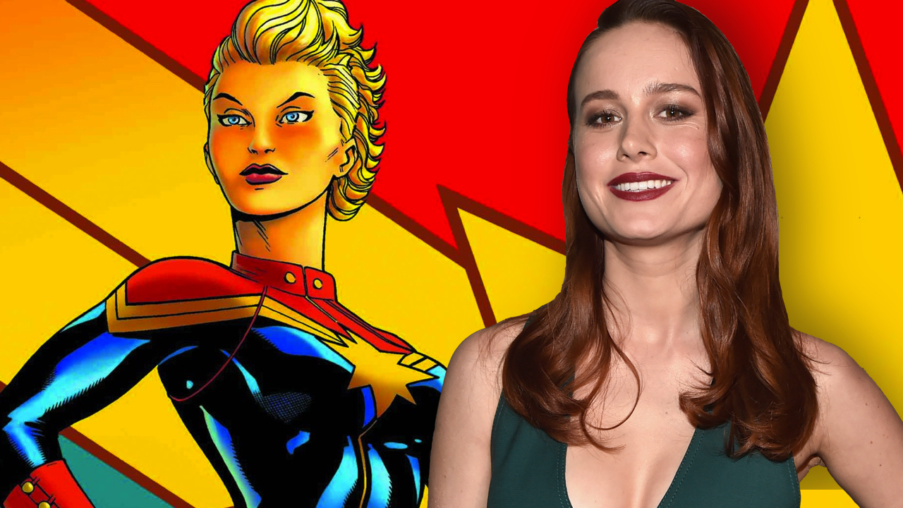 Comic Con Captain Marvel Will Take Place In The 1990s
