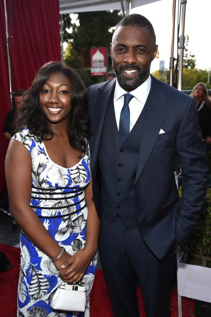 idris elba daughter - photo #6