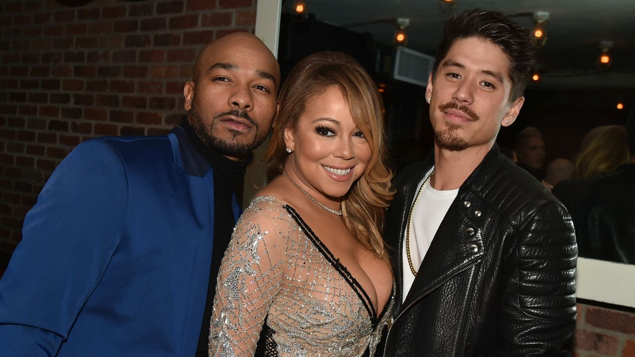 EXCLUSIVE: Mariah Carey No Longer Working With Creative Director Anthony Burrell Following NYE Performance