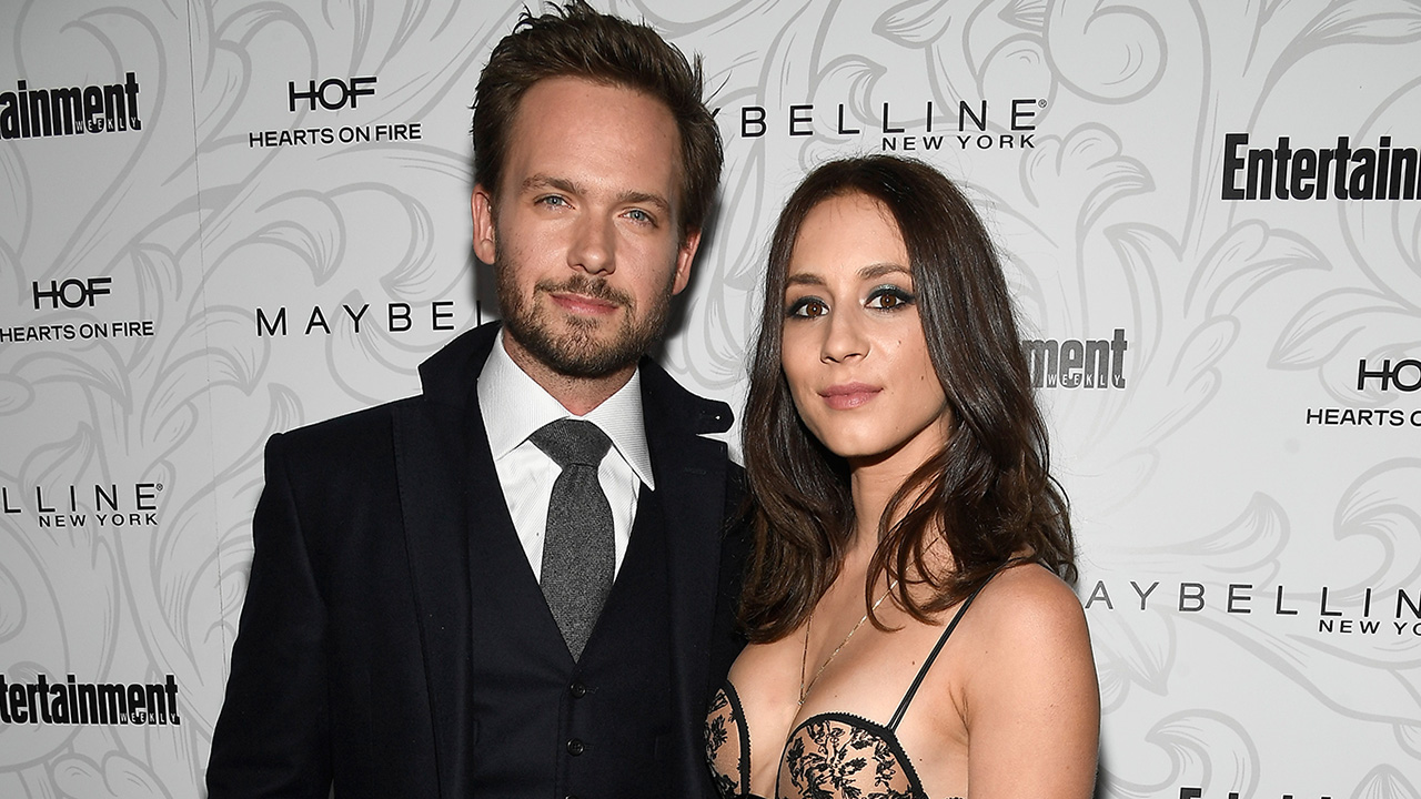 patrick j adams and meghan markle dating - photo #24