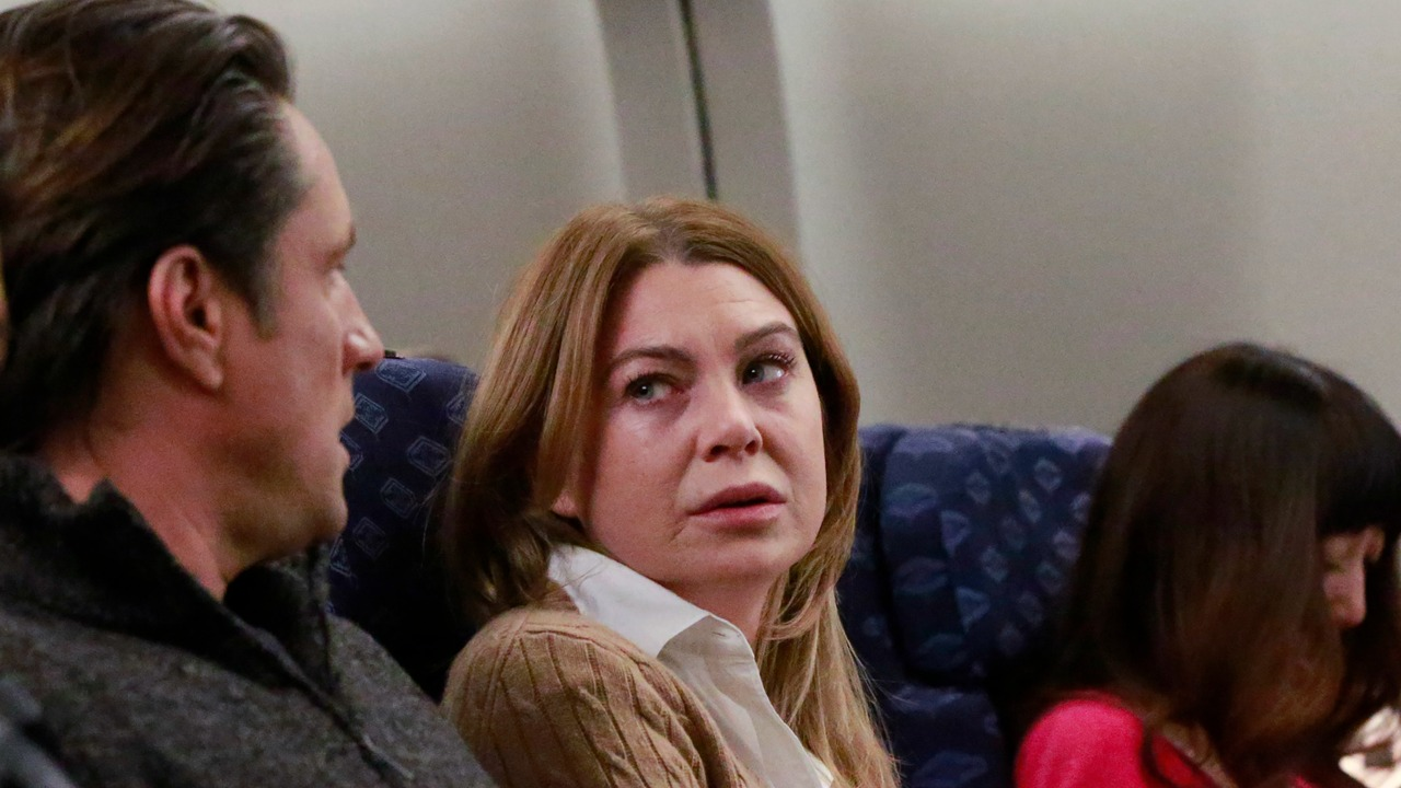 Grey\'s Anatomy\': Meredith Lets Go of Derek After Traumatic Plan ...