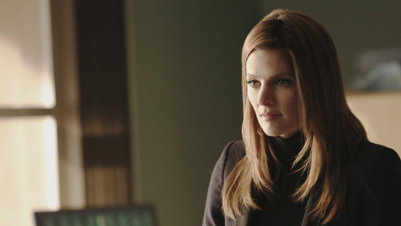 stana katic breaks social media silence about 'castle' departure