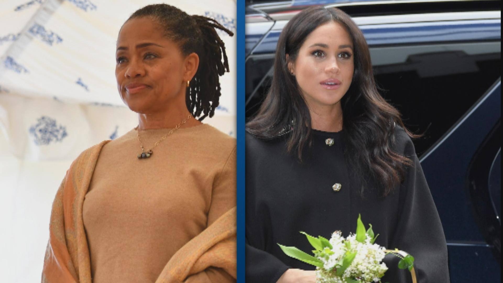 The unusual place Meghan Markle's parents got married
