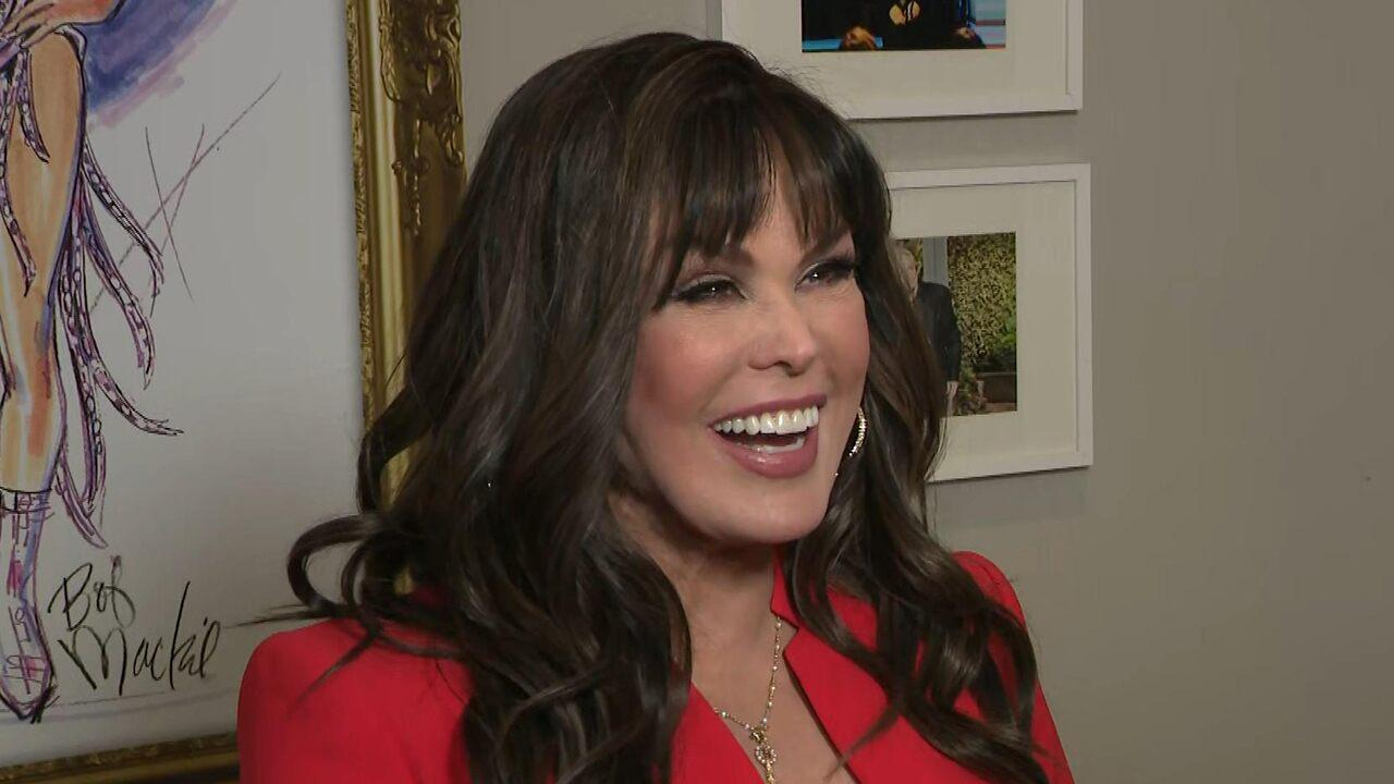 why marie osmond said yes to joining 'the talk' (exclusive