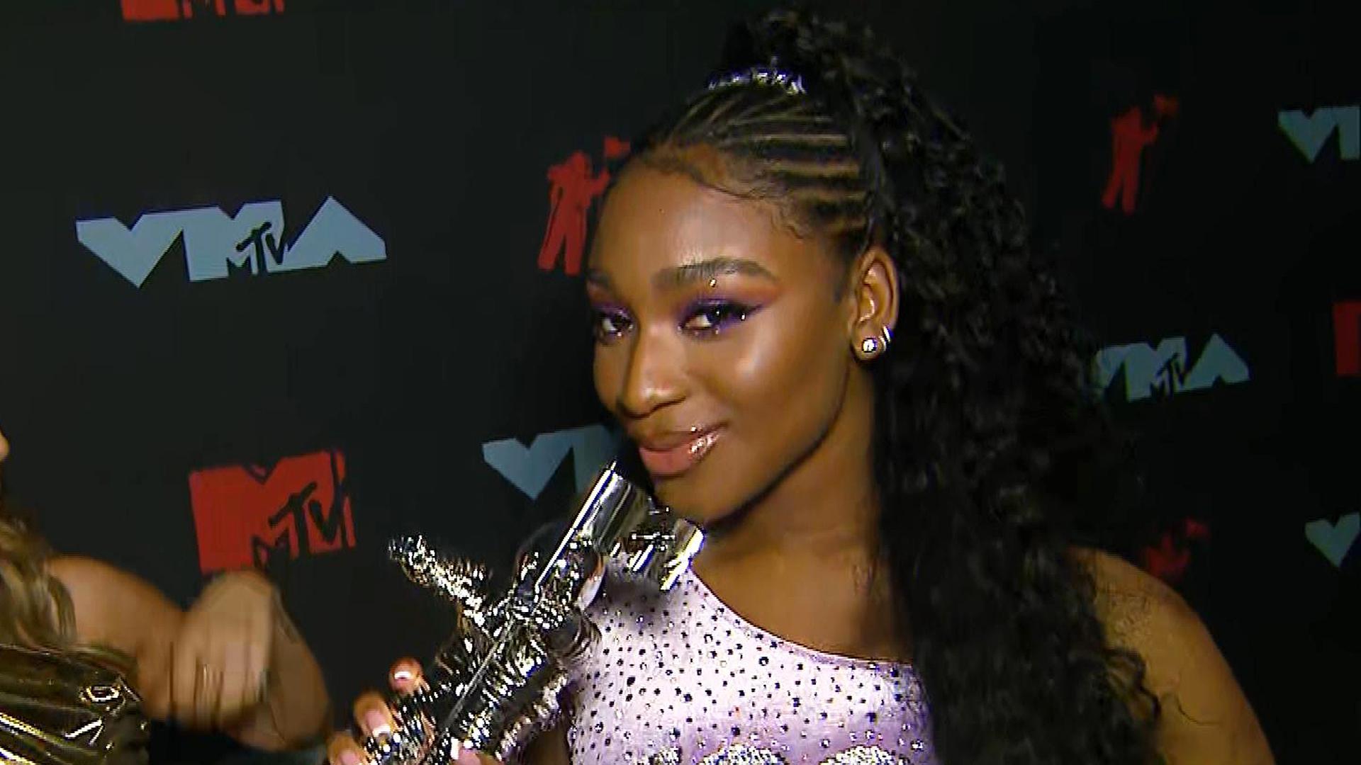 Image result for MTV VMAs 2019 winner Normani